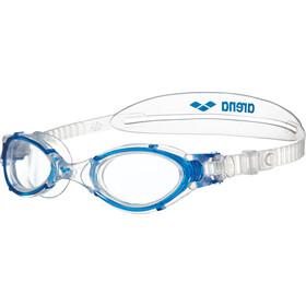 arena Nimesis Crystal Swim Goggles Medium clear-clear-blue